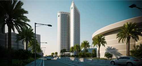AGB Tower - Algeria