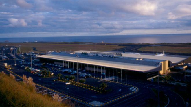 João Paulo II Airport in the Azores - Envelope renovation
